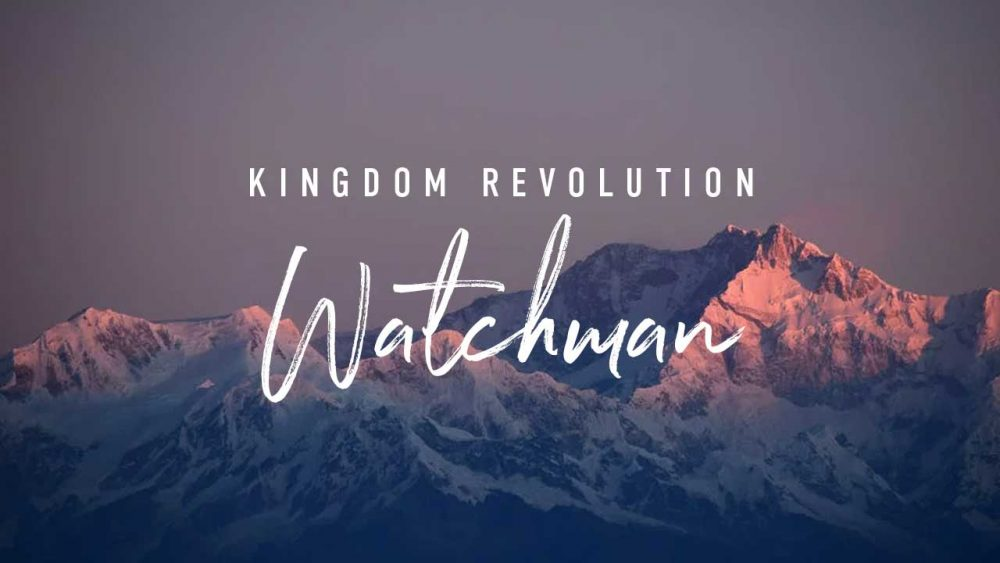 Kingdom Revolution Watchman