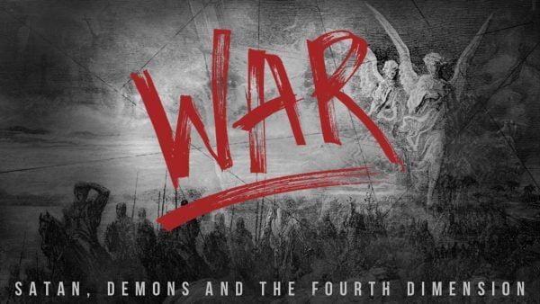 War V - God's Original Plan for Man: Dominion over the Earth Image