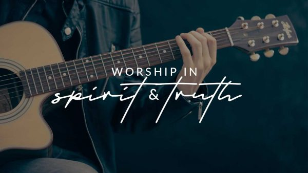 Worship as Beholding the Lord Image